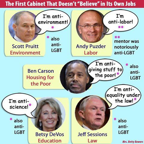 Trump Government Sabotage